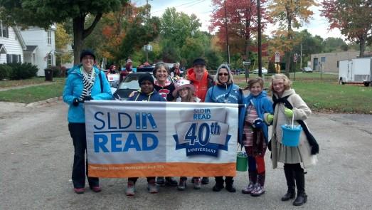 Big Rapids Parade 2014