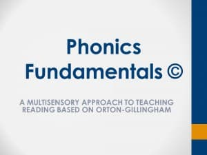Phonics Fundamentals for Tutors @ Grand Rapids SLD Read Office | Grand Rapids | Michigan | United States