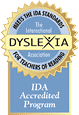International Dyslexia Association Accredited Program